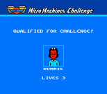 Micro Machines NES 08