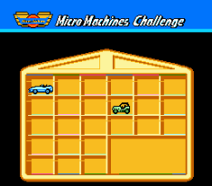 Micro Machines NES 43