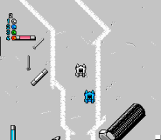 Micro Machines NES 54