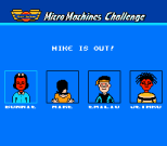 Micro Machines NES 58