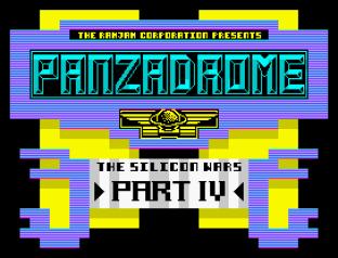 Panzadrome ZX Spectrum 01