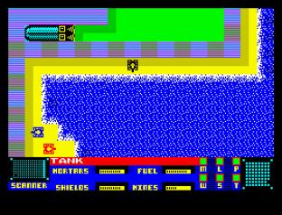 Panzadrome ZX Spectrum 09