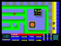 Panzadrome ZX Spectrum 10