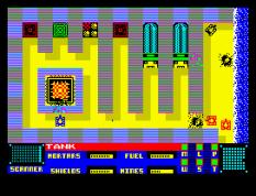 Panzadrome ZX Spectrum 11