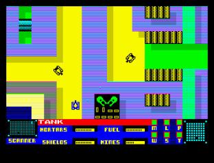 Panzadrome ZX Spectrum 12