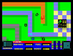 Panzadrome ZX Spectrum 20
