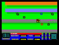 Panzadrome ZX Spectrum 21