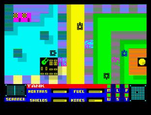 Panzadrome ZX Spectrum 23