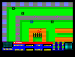 Panzadrome ZX Spectrum 25
