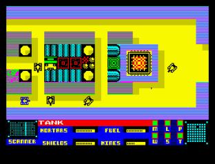 Panzadrome ZX Spectrum 31