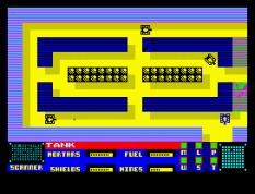 Panzadrome ZX Spectrum 32