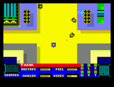Panzadrome ZX Spectrum 33