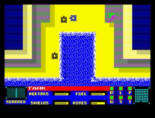 Panzadrome ZX Spectrum 34