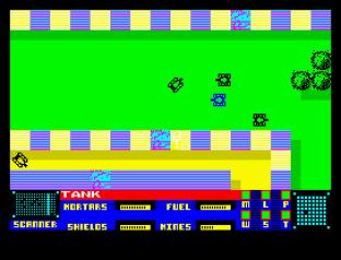 Panzadrome ZX Spectrum 42