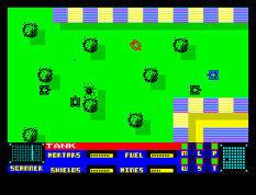 Panzadrome ZX Spectrum 43