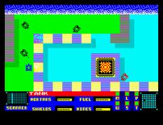 Panzadrome ZX Spectrum 44