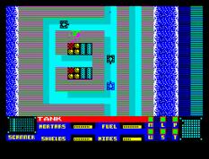 Panzadrome ZX Spectrum 48