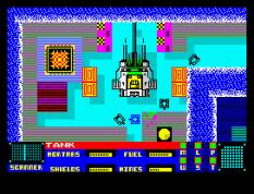 Panzadrome ZX Spectrum 49