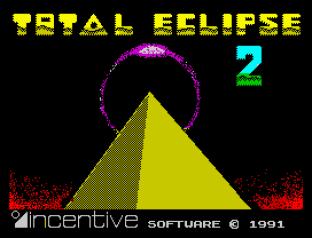 Total Eclipse 2 - The Sphinx Jinx ZX Spectrum 01