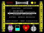 Total Eclipse 2 - The Sphinx Jinx ZX Spectrum 02