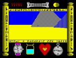 Total Eclipse 2 - The Sphinx Jinx ZX Spectrum 04