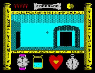 Total Eclipse 2 - The Sphinx Jinx ZX Spectrum 09