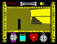Total Eclipse 2 - The Sphinx Jinx ZX Spectrum 10