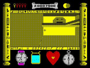 Total Eclipse 2 - The Sphinx Jinx ZX Spectrum 12