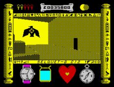 Total Eclipse 2 - The Sphinx Jinx ZX Spectrum 21