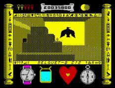 Total Eclipse 2 - The Sphinx Jinx ZX Spectrum 22