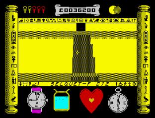 Total Eclipse 2 - The Sphinx Jinx ZX Spectrum 23