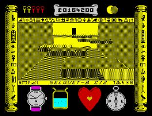 Total Eclipse 2 - The Sphinx Jinx ZX Spectrum 31