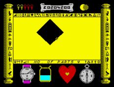 Total Eclipse 2 - The Sphinx Jinx ZX Spectrum 32