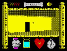 Total Eclipse 2 - The Sphinx Jinx ZX Spectrum 33