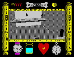 Total Eclipse 2 - The Sphinx Jinx ZX Spectrum 34