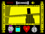Total Eclipse 2 - The Sphinx Jinx ZX Spectrum 37