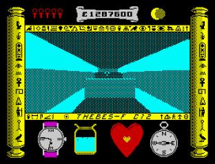 Total Eclipse 2 - The Sphinx Jinx ZX Spectrum 42