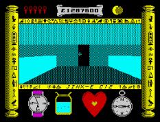 Total Eclipse 2 - The Sphinx Jinx ZX Spectrum 43