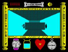 Total Eclipse 2 - The Sphinx Jinx ZX Spectrum 44