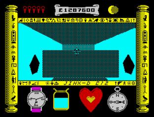 Total Eclipse 2 - The Sphinx Jinx ZX Spectrum 45