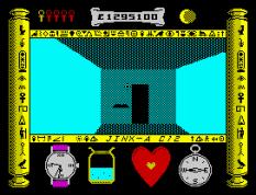 Total Eclipse 2 - The Sphinx Jinx ZX Spectrum 48
