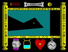 Total Eclipse 2 - The Sphinx Jinx ZX Spectrum 49