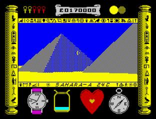 Total Eclipse ZX Spectrum 12