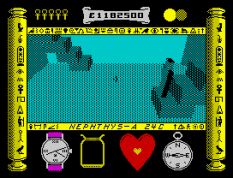 Total Eclipse ZX Spectrum 22