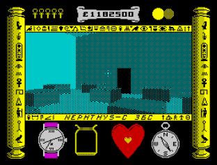 Total Eclipse ZX Spectrum 23