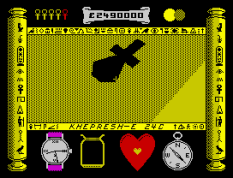 Total Eclipse ZX Spectrum 33