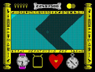 Total Eclipse ZX Spectrum 34