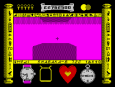 Total Eclipse ZX Spectrum 40