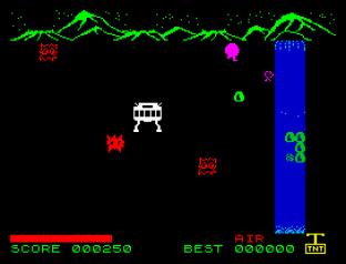 Tribble Trubble ZX Spectrum 09