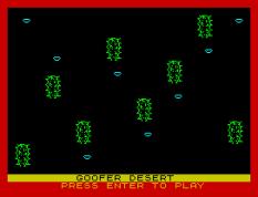 Tribble Trubble ZX Spectrum 11
